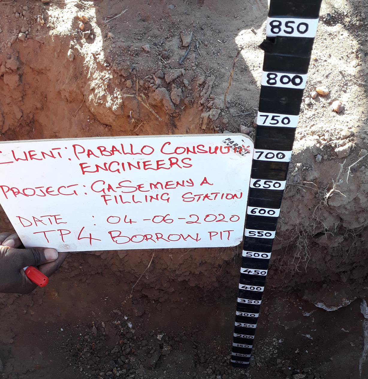 GEOTECHNICAL PROJECTS